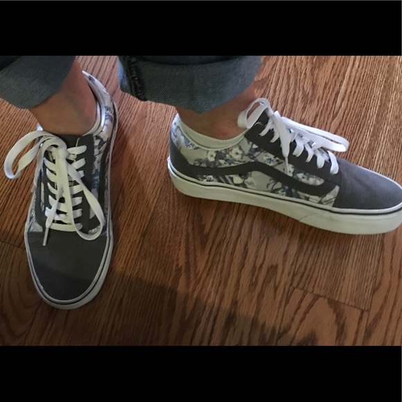 vans shoes ladies size 6